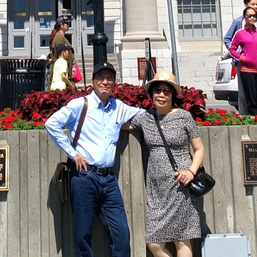 TAN HOANG & HIEN LE